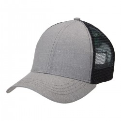 Hemp Trucker Cap - 4393