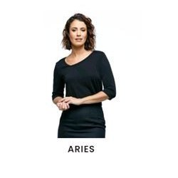 ARIES Loose Fit Blouse - 6802Q89