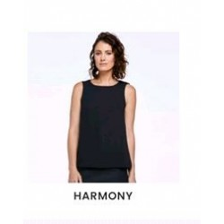 HARMONY Sleeveless Loose Fit Blouse - 6051N81
