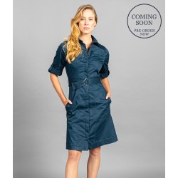 Womens Riley Shirt Dress - 1894WD