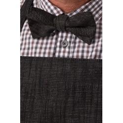 Crosshatch Bow Tie - TBN01