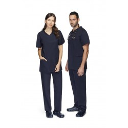 Unisex Scrub Top - Sold as Set Only - SCRUBTOP