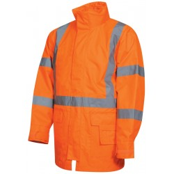 3 in 1 Jacket with Removable Fleece Inner Vest and TRuRT Tape - TJ1911T5