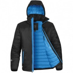 Mens Black Ice Thermal Jacket - X-1