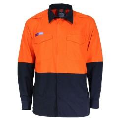 DNC INHERENT FR PPE1 2T L/W SHIRT - 3441
