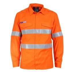 DNC INHERENT FR PPE1 L/W D/N SHIRT - 3446