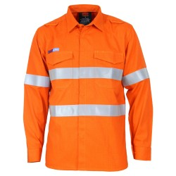 DNC INHERENT FR PPE2 M/W D/N SHIRT - 3456