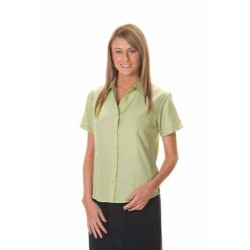Ladies Cool-Breathe Shirt S/S - 4237