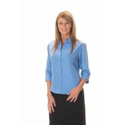 Ladies Cool-Breathe Shirt 3/4 Sleeve - 4238