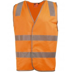 High Visibility Safety Vest With Shoulder Tapes - SW43