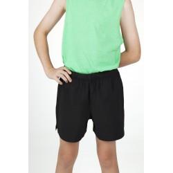 4 way stretch fabric kids shorts - S611KS