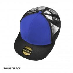 Adult Snapback Cap - AH134