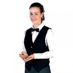 275gsm Polyester Ladies Vest - 4302