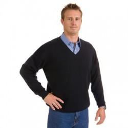 Pullover Jumper, Wool Blend - 4321