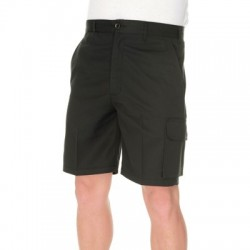 275gsm Poly/Viscose Permanent Press Cargo Shorts - 4503