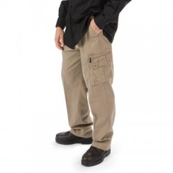260gsm Island Cotton Duck Weave Cargo Pants - 4535