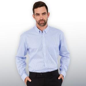 Barkers Hudson Check Shirt Mens - BHC