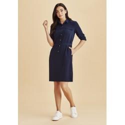 Womens Chloe Shirt Dress - RD069L