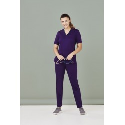 Riley Womens Straight Leg Scrub Pant - CSP047LL