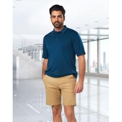 Mens Boston Chino Stretch Shorts - M9381