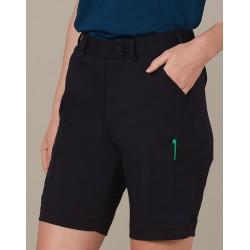 Ladies Utility Cargo Shorts - M9442