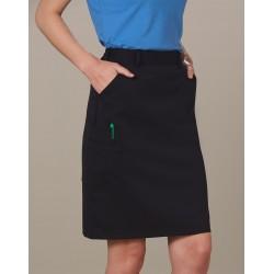 Ladies Utility Cargo Skirt - M9477