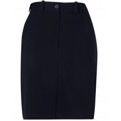 Ladies Twill Stretch Utility Skirt - M9479