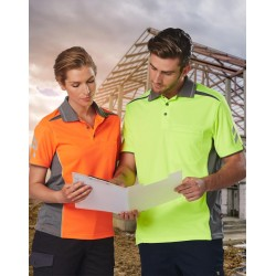 Unisex Cooldry Vented Polo CoolDry - PS210