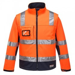 Chassis Jacket Softshell 2 in 1 - K8074