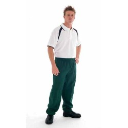 Polyester Cotton Fleecy Track Pants - 5401