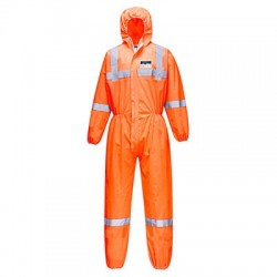VisTex SMS Coverall COVID PRODUCT - ST36