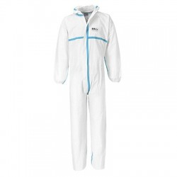 BizTex Microporous Coverall Type 4/5/6 COVID PRODUCT - ST60