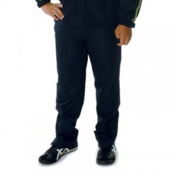 75D Polyester Kids Ribstop Athens Track Pants - 5537