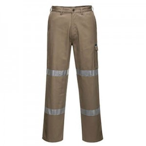 Cargo Pants with Double Tape - MD701