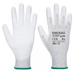 Antistatic PU Palm Glove - A199