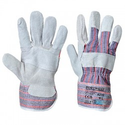 Canadian Cotton Back Glove - A210