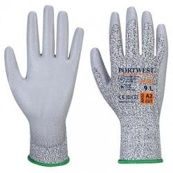 LR CUT 3/B PU Palm Glove - A620