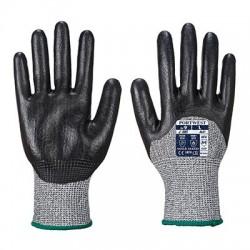 Cut 3/4 Nitrile Foam Glove Cut 5/D - A621