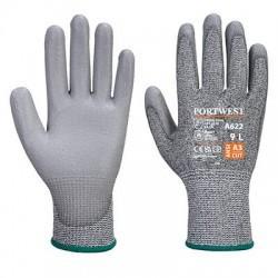 MR Cut 5/C PU Palm Glove - A622