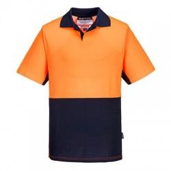 Short Sleeve Food Industry Cotton Comfort Polo - MF210
