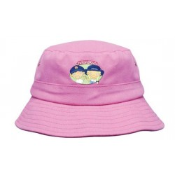 Brushed Sports Twill Infants Bucket Hat - 4132