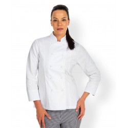 Ladies L/S Chefs Jacket - 5CJ1