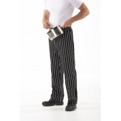 JB's STRIPED CHEF'S PANT - 5SP