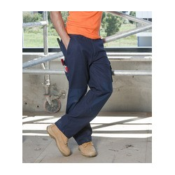 Canvas Cargo Pant - 6MCP