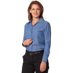 Womens Nano Tech Long Sleeve Shirt - M8002