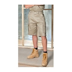 Mercerised Multi Pocket Short - 6NMS