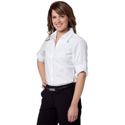 Womens Nano Tech 3/4 Sleeve Shirt - M8003