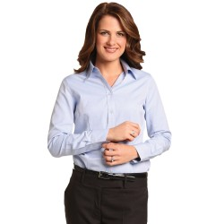 Women's Pinpoint Oxford Long Sleeve Shirt - M8005L