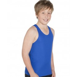 PODIUM KIDS POLY SINGLET - 7KPO