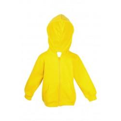 Fleece Baby Zip Hoodie - F100ZZ